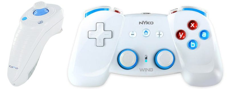 Nyko Wired Wii Accessories to Run Half Price