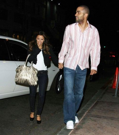 Eva Likes Her Men, Bags Big