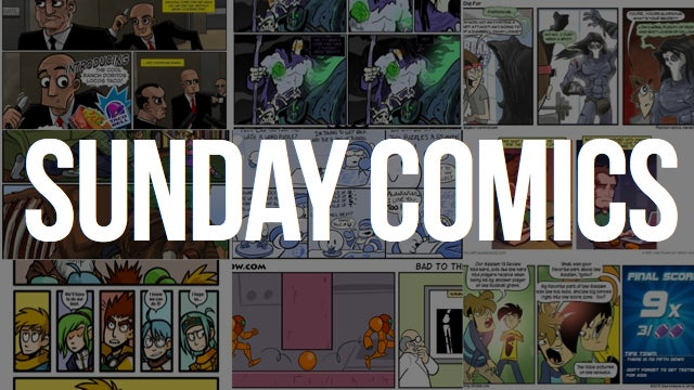 Sunday Comics: Roll a Joint