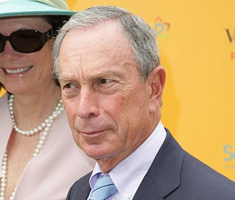 Mayor Bloomberg Grapples With Senate Race, Immigration, Own Mortality