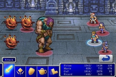 Holy Crap, Final Fantasy Is Coming to iPhone