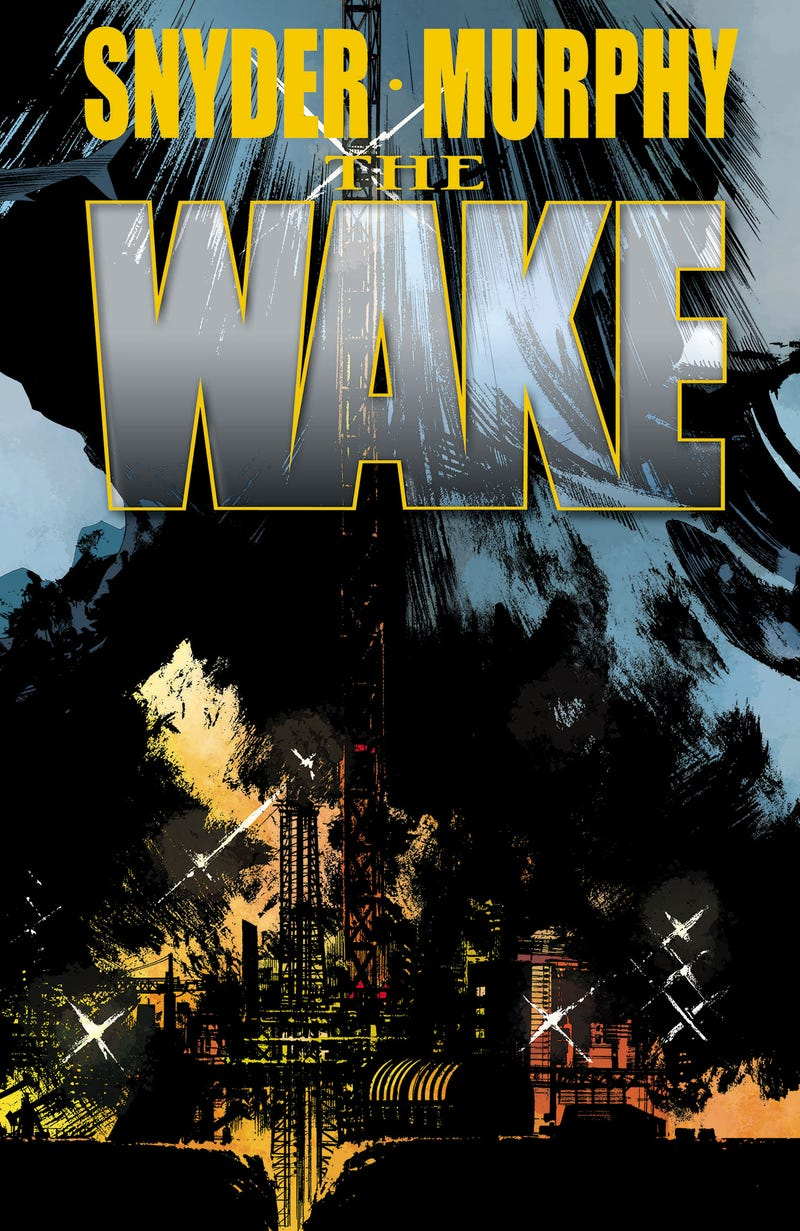 Is Anyone Else Reading The Wake?