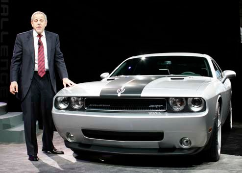 Dodge Live Unveil Of 2009 Challenger Lineup: Deja Vu Anyone?