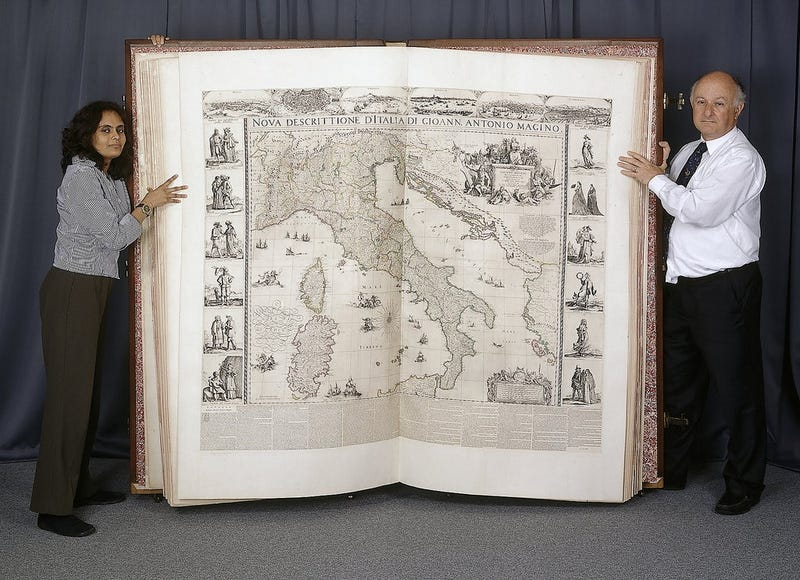 Drool In Envy Over Some of the World's Largest Books