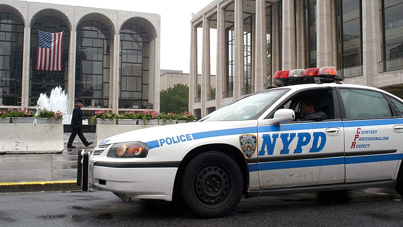 New York's Finest Bills Parents for Damage to Cop Car That Killed Their Son