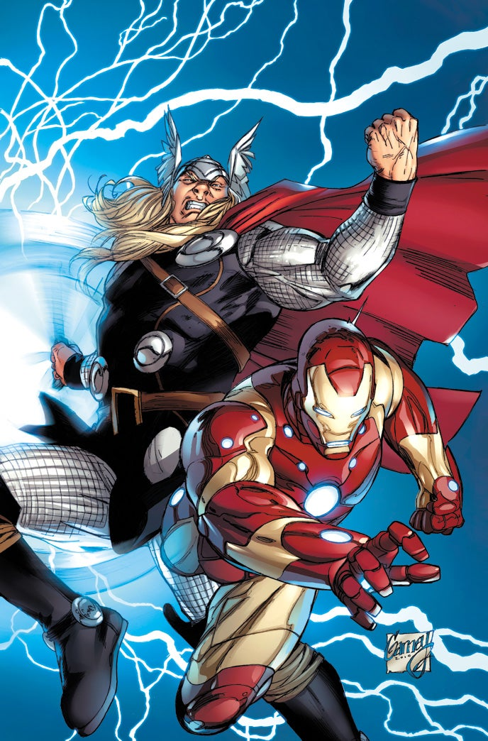 What's next for Marvel Comics: Ultimate Doom, new Captain America, and Groot