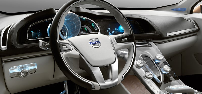 The Top Ten Concept Interiors Of The 2009 Detroit Auto Show