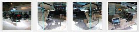 LA Auto Show: Buick Lucerne Chop Job