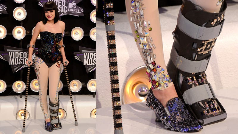The Red Carpet Reeks Of Lady Gaga's Influence