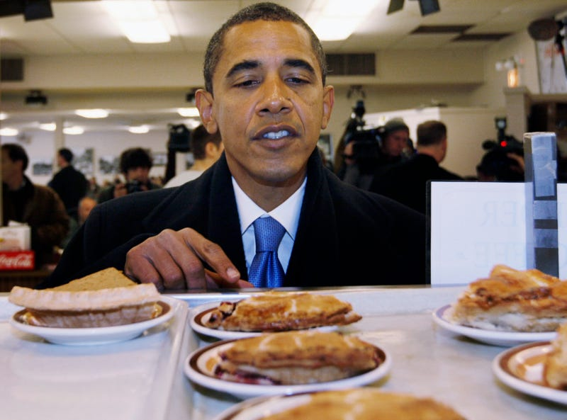 """Crust King's"" Shocking Claim: Obama Gorges on Lard"