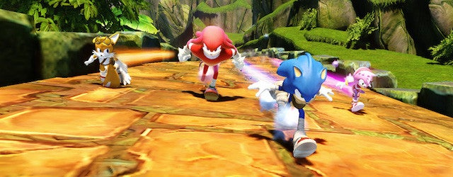 """Early Sonic Boom Designs Caused """"Discomfort"""" to Original Sonic Team"""