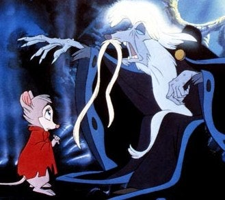 "CG ""Rats Of Nimh"" Goes Alvin And The Chipmunks"