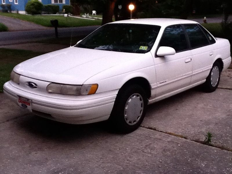 2nd Gen Ford Taurus- The toughest car I ever owned.