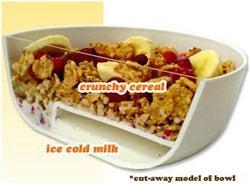 Eatmecrunchy Cereal Bowl Keeps Cereal More Like Arnold, Less Like DeVito