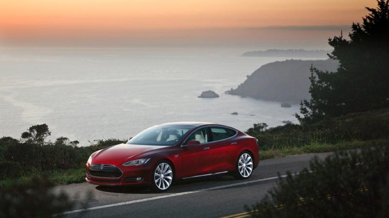 There Is Now A Tesla Model S Registered In Every Single State