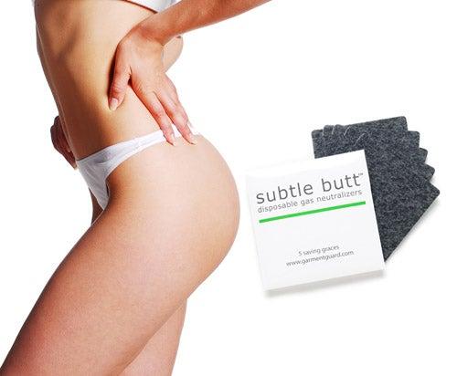 Meet Subtle Butt, the Fart-Neutralizing Underwear Insert