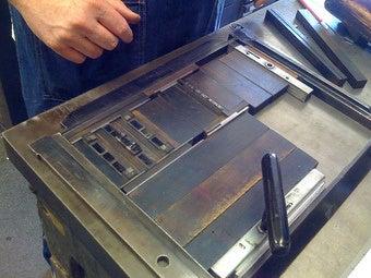 Go Local for Custom Letterpress Work On-the-Cheap