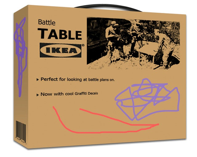 Kotaku 'Shop Contest: Table Talk: The Winners