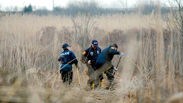 Serial Killer Investigation Turns Up Possible Remains Of Missing Woman