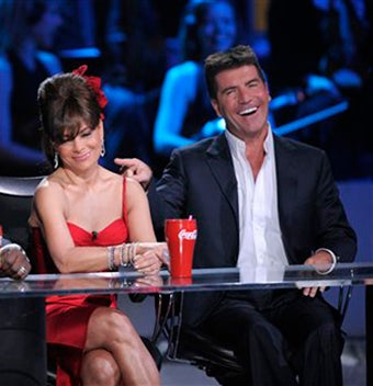 Simon Leaves American Idol; Brad & Angie Skip Golden Globes, Jen Showdown