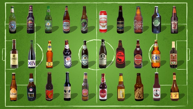 The World Cup Of Beer