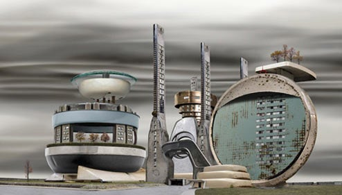 Habitat Machines: Tomorrow's Architecture From Yesterday's Appliances