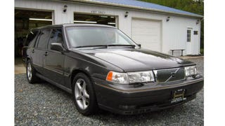 Paul Newman's Supercharged V8 Volvo Wagon Up For Sale