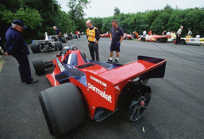 Brabham BT46B Fan Car: Making Lemonade From Lemons