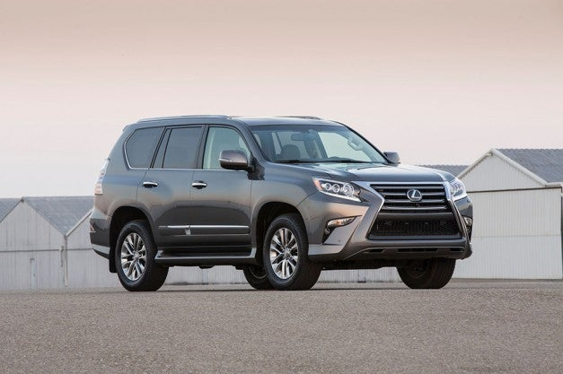 ​If we are considering the Lexus corporate Grill the Predator of cars...