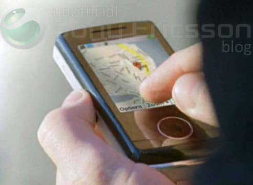 Sony Ericsson Paris Image Leaked; Face Job Works Wonders