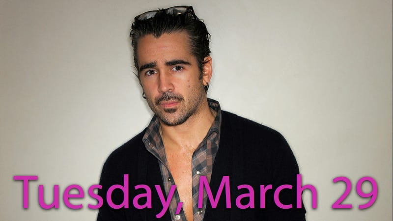 Colin Farrell Discusses Little-Known Friendship With Elizabeth Taylor