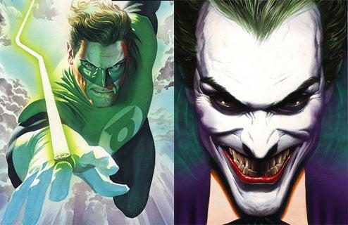 Green Lantern, Joker Join MK Vs. DC Universe Line Up