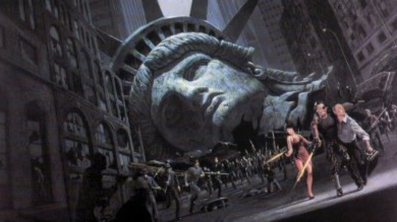 Movies That Smash the Statue of Liberty