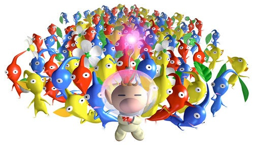Report: Mario Creator Wants To Develop An All-New Character, Get Pikmin 3 Done Quickly