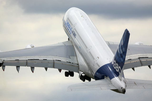 A Record 1,210 Planes Were Ordered This Week At Farnborough