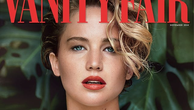 Jennifer Lawrence: 'You Should Cower with Shame' for Viewing My Nudes