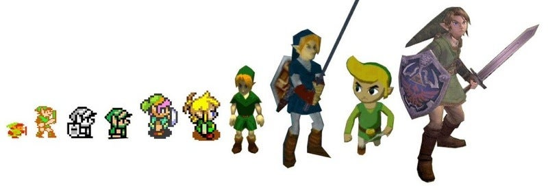 2D Zelda Games vs. 3D Zelda Games
