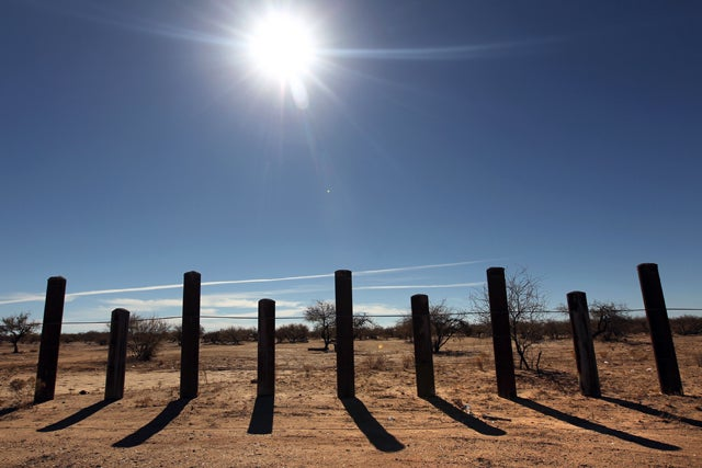 What Do You Get for Donating to Arizona's Border Fence?