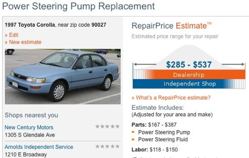 RepairPal Finds You an Honest Mechanic