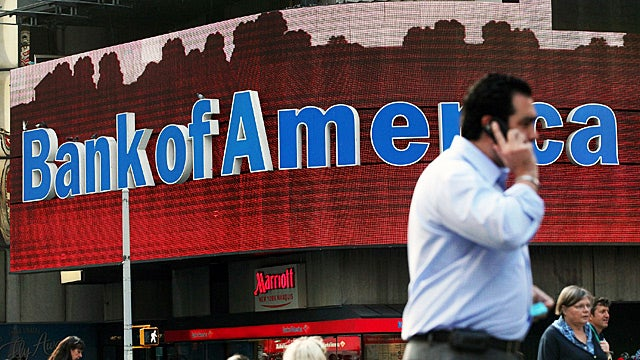 Bank of America Will Make Amends for Destroying Economy by Paying Billions to Other Banks