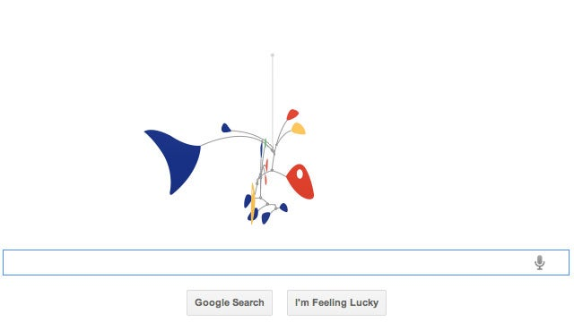 Who Is Alexander Calder and Why Is He Part of a Google Doodle?