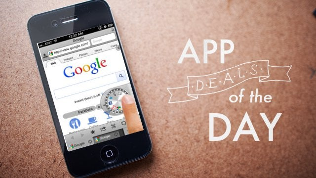 Daily App Deals: Get Maven Web Browser+ for iOS for Free in Today's App Deals