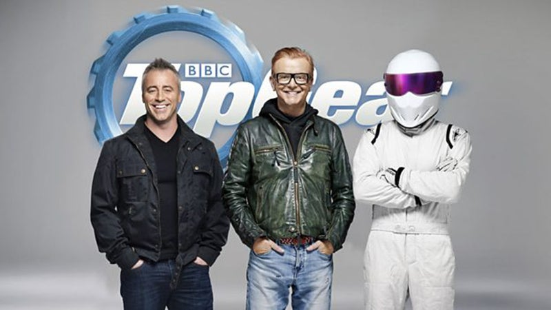 Top Gear's Second Host IsMatt LeBlanc From Friends