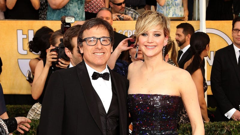 ​David O. Russell Can't Stop Casting Jennifer Lawrence