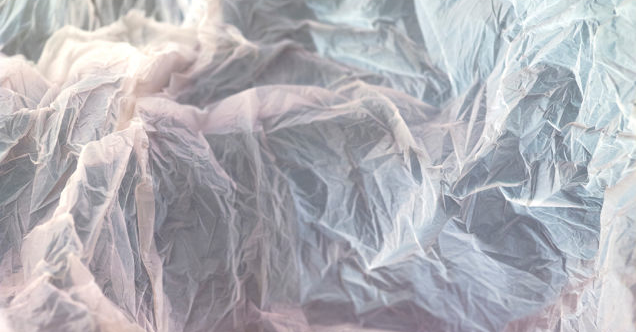 The Alien Landscapes In These Photographs Are Actually Just Plastic Bags