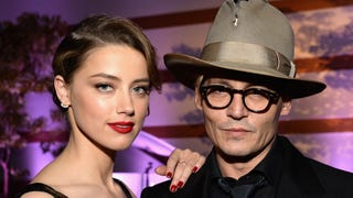 Johnny Depp and Amber Heard Could Be Splitsville After Drunken Speech