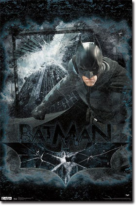 Dark Knight Rises Promotional Posters