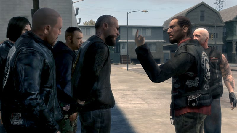 New GTA IV Lost And Damned Screens