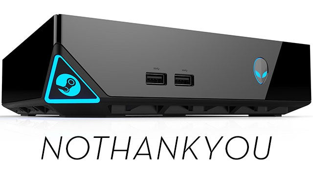 One Steam Machine Can't Be Upgraded, Is Basically A Steam Console