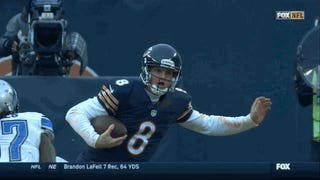 Jimmy Clausen Diagnosed With Concussion After Taking Brutal Shot To Head